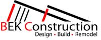 BEK Construction Co. Inc.