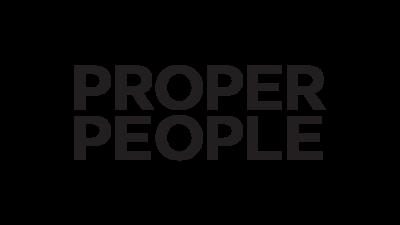 PROPER PEOPLE