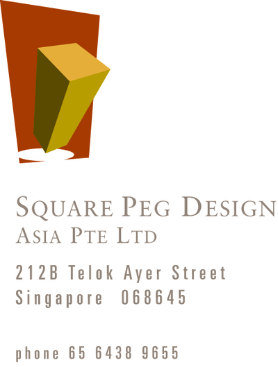 Square Peg Design Asia Pte Ltd