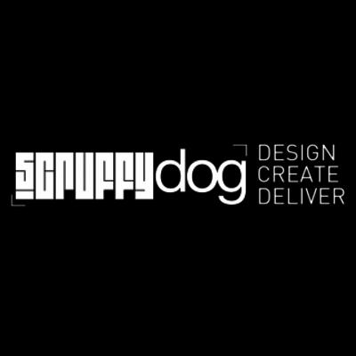 Scruffy Dog Design, Create & Deliver