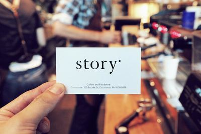 Story Coffee and Foodstore