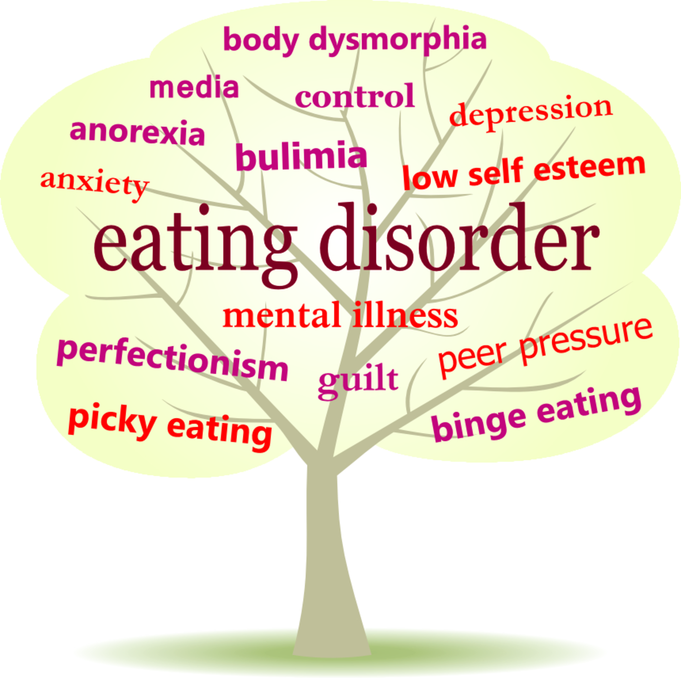 Eating Disorders: A weight on my mind