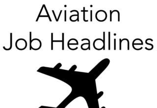 Airline job announcement headlines