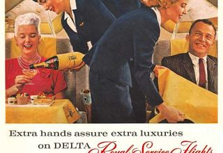 What Ever Happened to Airline Service?