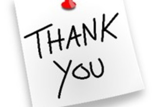 The Importance of a Thank You Note