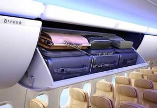 Flight Attendants as in-flight luggage handlers
