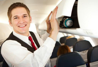 CONFESSIONS OF A MALE STEWARDESS