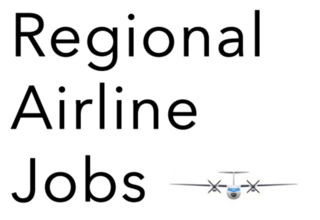 How to find jobs with regional airlines