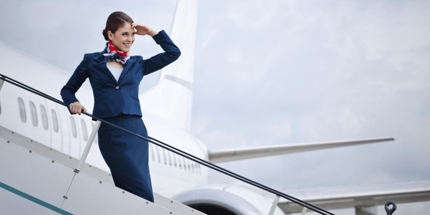 Resultado de imagem para FOTO FLIGHT ATTENDANT