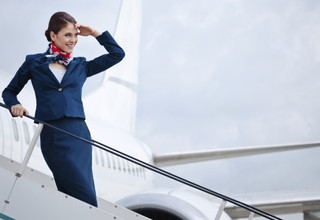The benefits of being a flight attendant