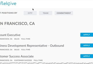 Reflective Hiring in San Francisco