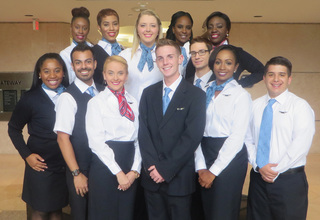 Flight Attendant career- Get paid to travel the world