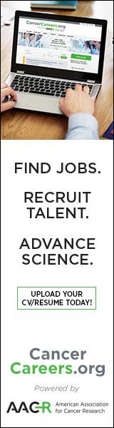 AACR Jobs | CancerCareers org