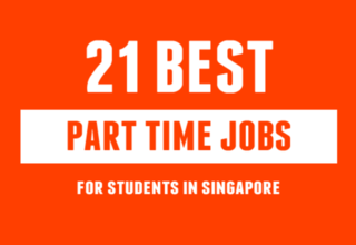 part time jobs for students in singapore